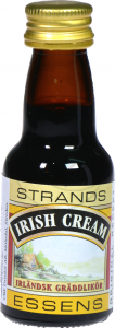 Zaprawka do alkoholu STRANDS IRISH CREAM 25ml