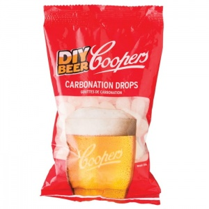 PASTYLKI  Coopers Carbonation Drops 250g