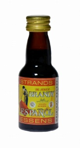 Zaprawka do alkoholu STRANDS BRANDY ESPANOL 25ml