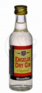 Zaprawka do alkoholu MixerMan ENGELSK DRY GIN 50ml