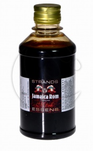 Zaprawka  do alkoholu STRANDS JAMAICA RUM 250ml