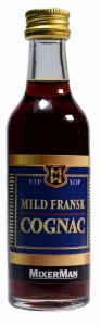 Zaprawka do alkoholu MIXERMAN MILD FRANSK COGNAC  50ml