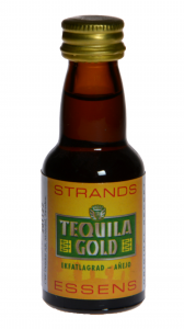 Zaprawka do alkoholu STRANDS TEQUILA GOLD 25ml