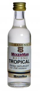 Zaprawka  do wina MixerMAn TROPICAL 50 ml