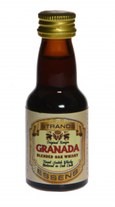 Zaprawka do alkoholu STRANDS GRANADA OAK WHISKY 25ml
