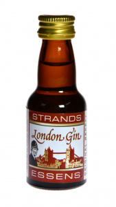 Zaprawka do alkoholu STRANDS LONDON GIN 25ml