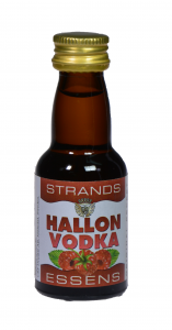 Zaprawka do alkoholu STRANDS HALLON VODKA malinowa25ml