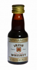 Zaprawka do alkoholu  STRANDS  IRISH WHISKY EXTRA Smooth 25ml