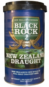 Black Rock NEW ZEALAND DRAUGHT 1,7 kg