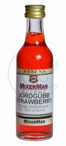 Zaprawka  do wina MixerMan STRAWBERRY TRUSKAWKA 50 ml