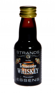 Zaprawka do alkoholu STRANDS TENNESSEE WHISKEY 25ml