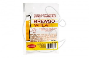 drożdże piwowarskie BREWGO WHEAT