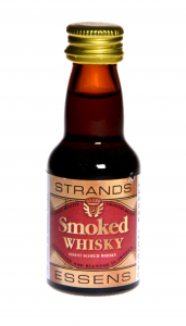 Zaprawka do alkoholu STRANDS SMOKED WHISKY RED WĘDZONA 25ml