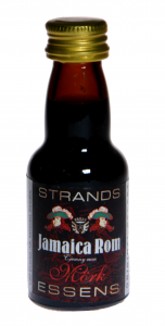 Zaprawka do alkoholu STRANDS JAMAICA RUM 25ml
