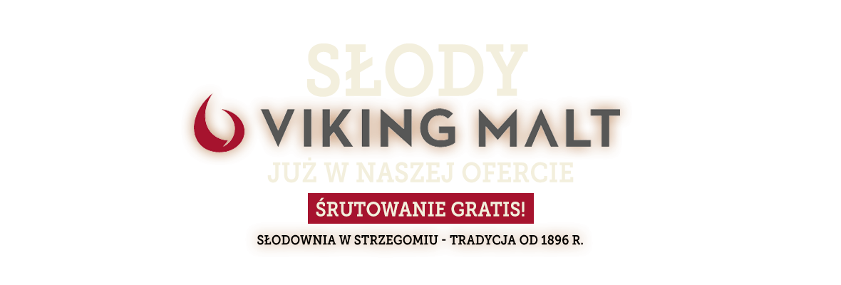 Słody Viking Malt